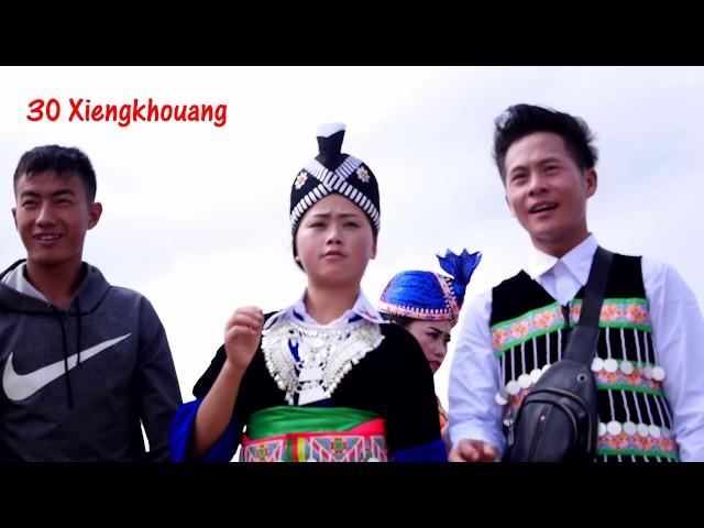 Tso moo thoj: peb caug xeev khuam ( Xiengkhouang)