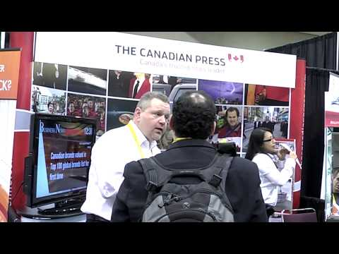 The Canadian Press @ DX3 Canada 2013