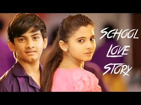 School Love Story Video Song | New WhatsApp Status 2018 | Romantic Video