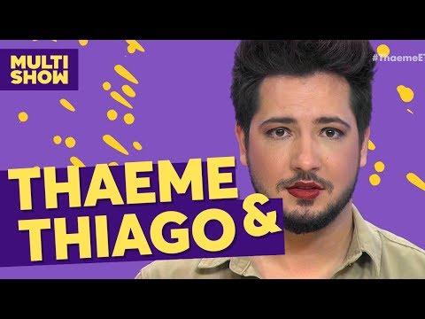 Thaeme e Thiago  TVZ Ao Vivo  Música Multishow