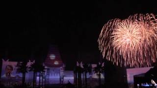 Star Wars - A Galactic Spectacular Fireworks ...