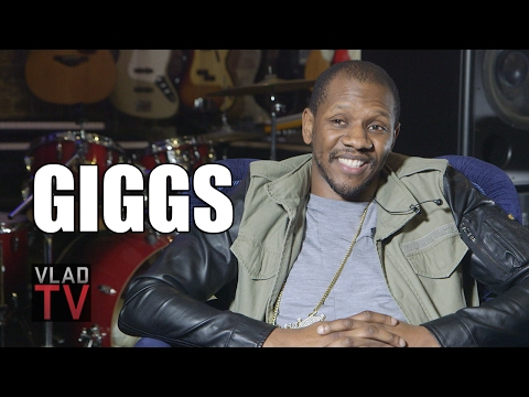 Giggs on Drake, Meek Mill Being Some of His Favorites