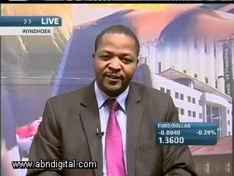 Namibia EU Trade Pact with Daniel Motinga
