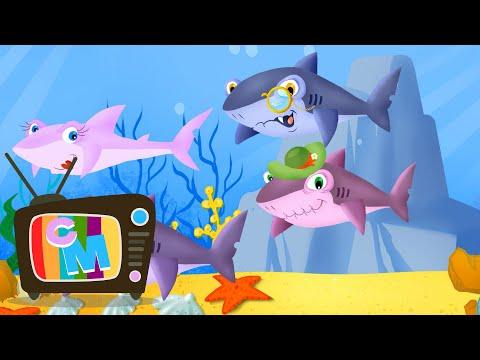 Cantec nou: Baby Shark - Clopotelul Magic - Cantece pentru copii