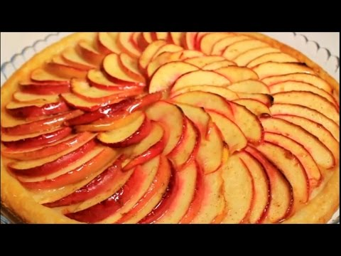 Тесто для пирога с яблоками простой рецепт 92