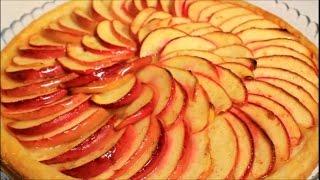 Яблочный ПИРОГ. Очень простой рецепт