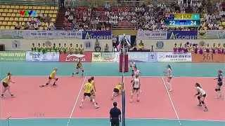Australia vs Kazakhstan - VTV Cup 2014 D4
