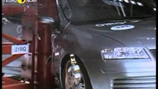 Краш тест Fiat Stilo 5dr 2005 (E-NCAP)