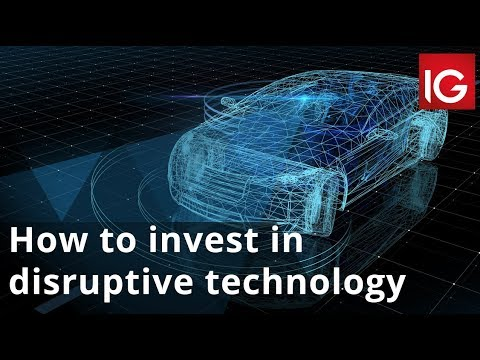 How to invest in disruptive technology | Digitalisation, automation & robotics