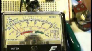 555 timer based analog robotics.wmv