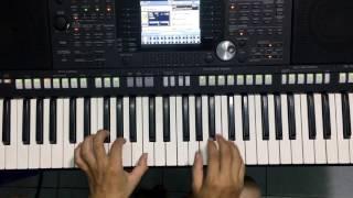 hướng dẫn intro tình xót xa thôi- piano twist cực hay -0977369565