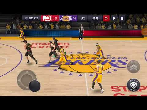 ATLANTA HAWKS  VS LOS ANGELES LAKERS... NBA MATCH