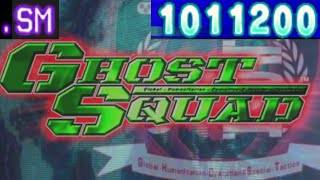Ghost Squad 1 Credit Clear 1,011,020 Points