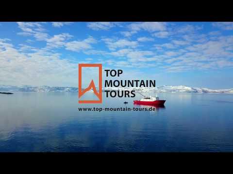 Norwegen Exklusive Skitourenwoche vom Schiff in den Lyngenalps