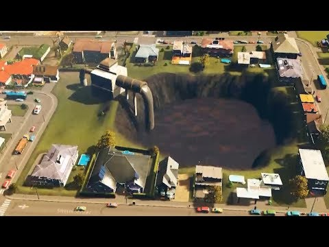 When City Planning in Cities Skylines goes even worse