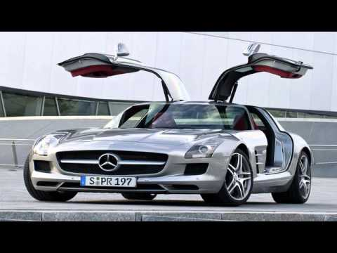 Mercedes Benz Sports Car - Best Cars For 2015 - YouTube