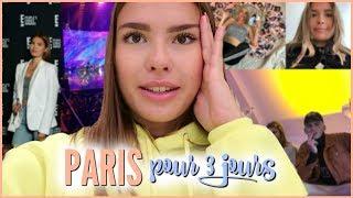 MA VIE À PARIS PENDANT 3 JOURS - VLOG