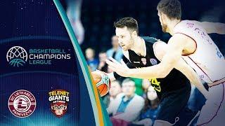 Lietkabelis v Telenet Giants Antwerp - Full Game - Basketball Champions League 2018-19