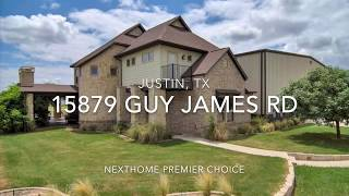 15879 Guy James Rd. |  Justin, TX