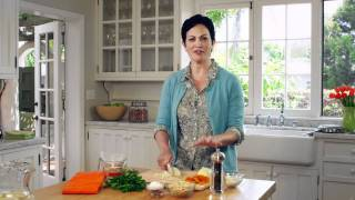 Ellie Krieger - Quinoa Pilaf With Almonds And Apricots