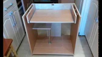 20 янв 2014. Посмотрите как легко журнальный столик может превратиться в большой обеденный стол, нет необходимости двигать мебель, доставать, тащить и раскладывать что то.