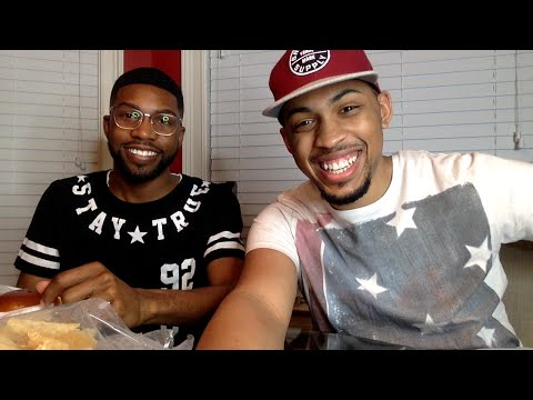 SUNDAY LIVE CHAT SESSION & MUKBANG | ®TERRELL & JARIUS - OFFICIAL