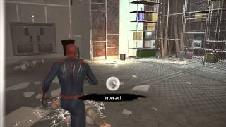 The Amazing Spider-Man PC Annoying bug (picture freeze) How to fix?