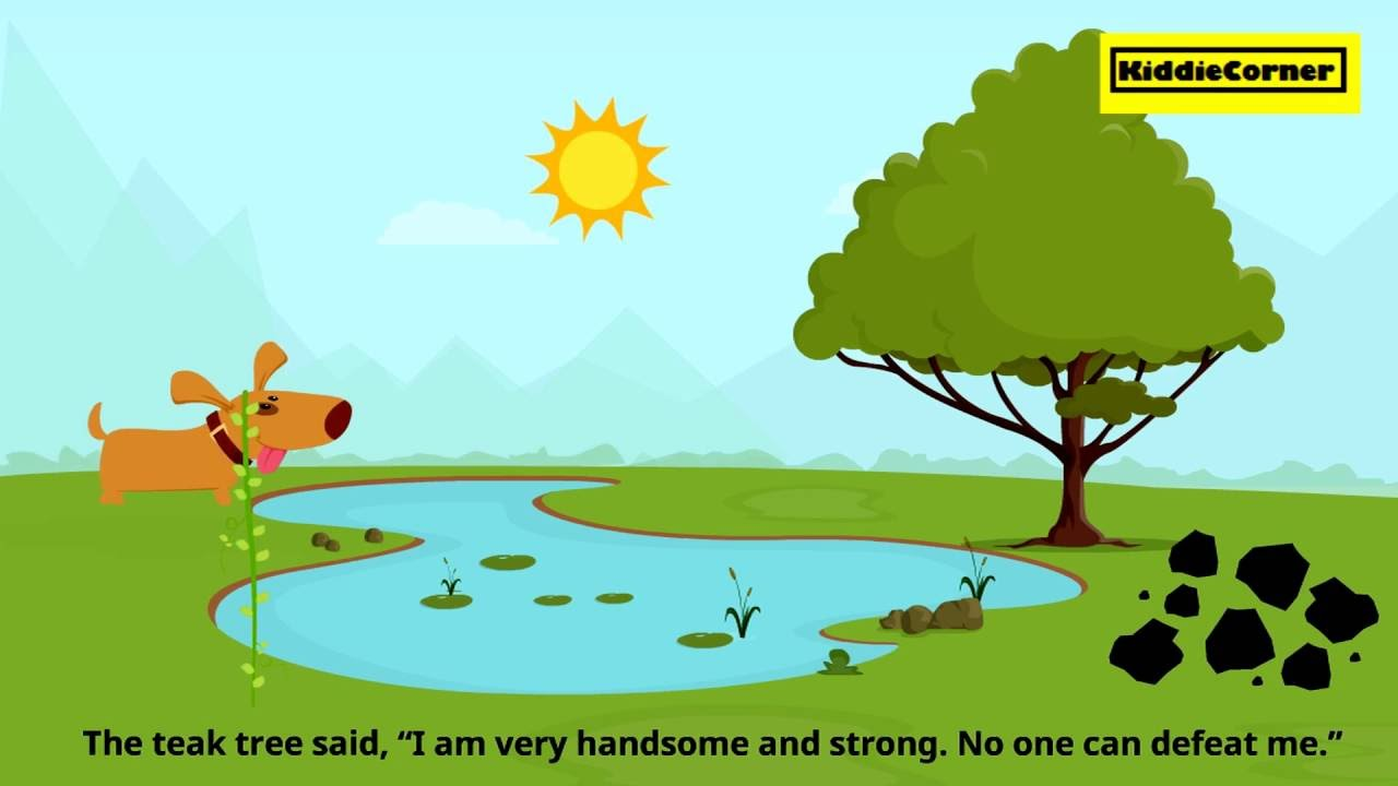 Strong or Weak   Kid Story   Stories for Children   Moral Stories