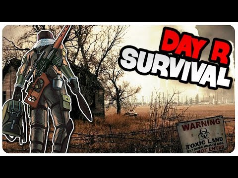 Tanks and Radiation Suits in Moscow! | Day R Survival Gameplay