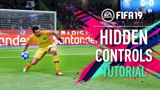 FIFA 19 | HIDDEN GOALKEEPER CONTROLS Tutorial [PS4/XBOX ONE]