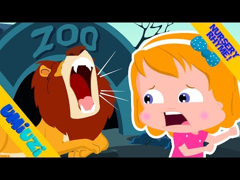 Umi Uzi | going to the zoo | animal song | nursery rhymes for kids