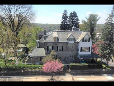 Historical House Roxborough-Manayunk, Part 1
