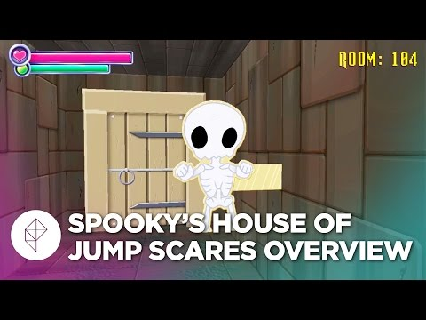 Spooky's House Of Jump Scares - Gameplay Overview