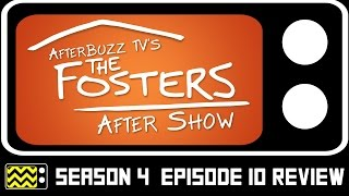 The Fosters Season 4 Episode 10 Review w/ Ashley Argota & Jordan Rodrigues | AfterBuzz TV