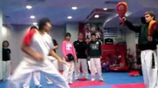 Cyprus  Dream Team Taekwondo( Cyprus Greece.)wmv