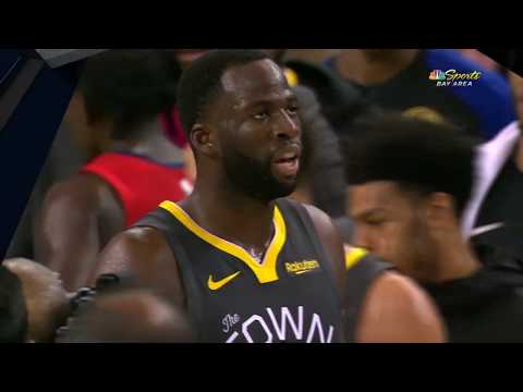 New Orleans Pelicans vs Golden State Warriors | October 31, 2018
