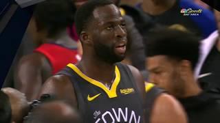 New Orleans Pelicans vs Golden State Warriors | October 31, 2018