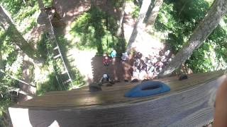 Vancouver East Stake Girl's Camp 2014 - Adventure Day