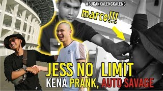 Jess No Limit & Mael Lee KENA PRANK - YOUTUBE REWIND INDONESIA 2018