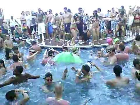 pool la copa inn south padre island 2012 youtube. Black Bedroom Furniture Sets. Home Design Ideas