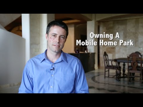 Owning a Mobile Home Park