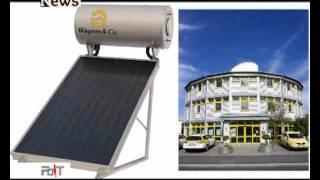 Wagner & Co.Solar Italia  - Speciale Energie Alternative - Protagonisti del Tempo News
