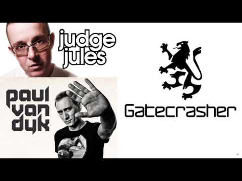 Paul Van Dyk & Judge Jules @ Gatecrasher Summer Sound System 2001
