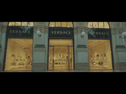 Versace Galleria | A boutique in the Heart of Milan