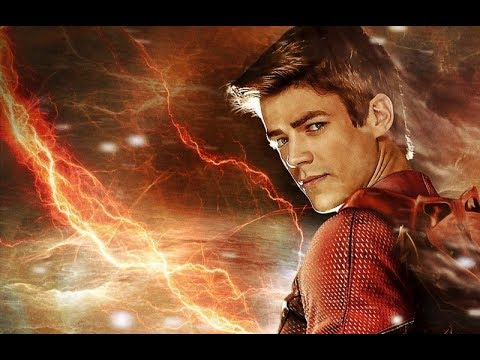 The Flash ⚡ Barry Enter Flashtime Like A Time Bomb ⚡ All Time Low - Time-Bomb