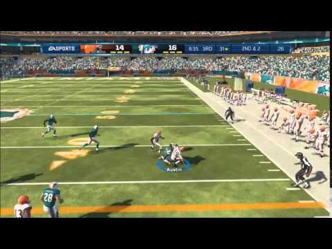 NFL Tournament - CLE vs. MIA