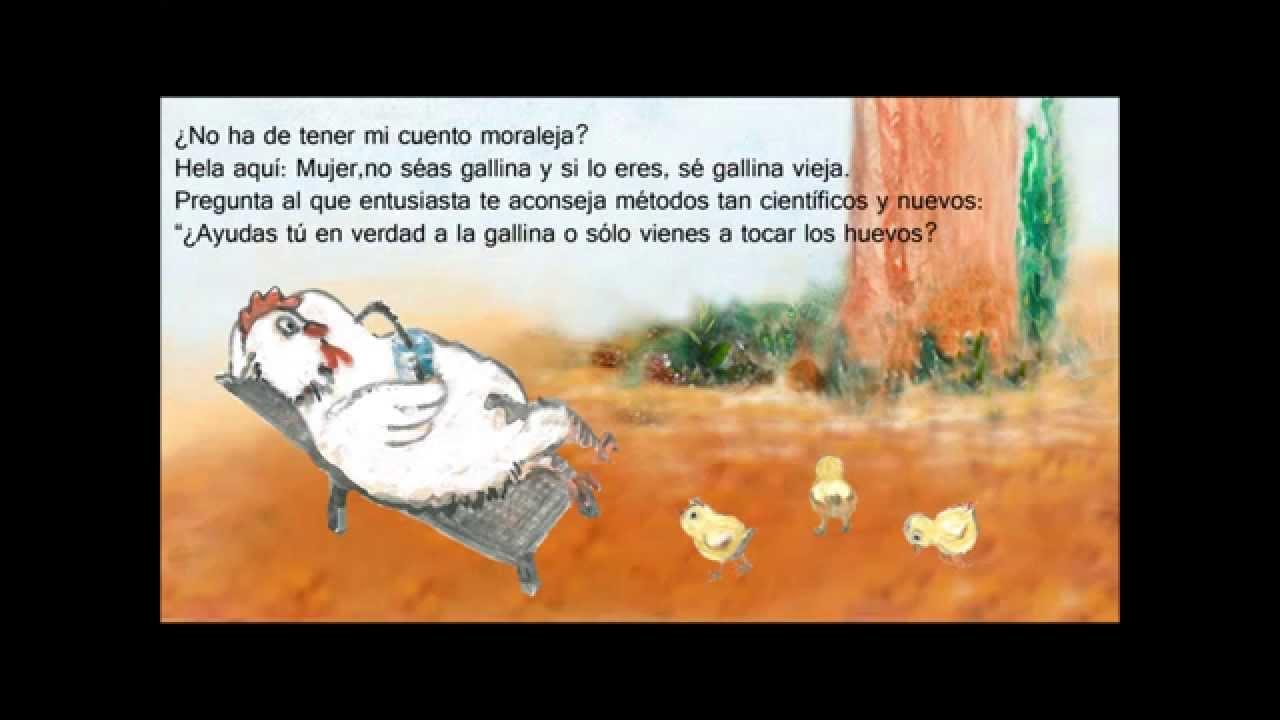El Perro El Gato Y La Gallina Youtube