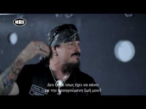 Iced Earth Interview @ TV WAR 11/12/16
