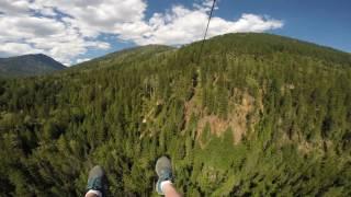 Kokanee Mountain Zipline