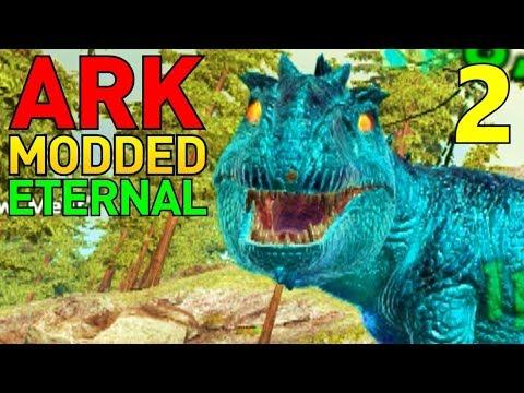 [2] Power Fantasies!!! (ARK Eternal Survival Multiplayer)
